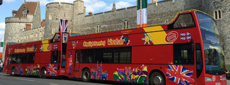 New Buses for Windsor