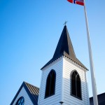 Norwegan Church Small
