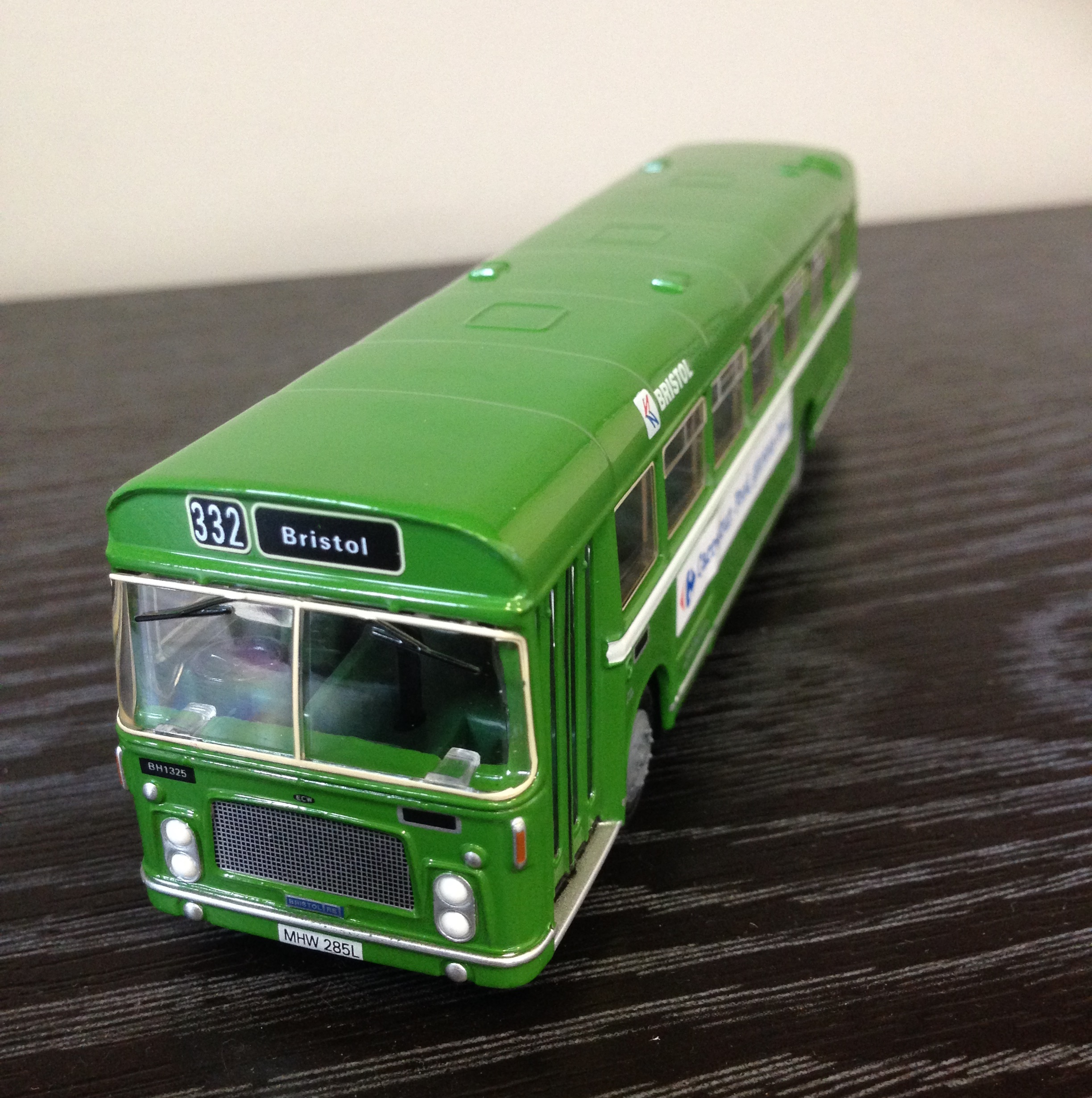 EFE Model of the Month! - Bath Bus Company : Bath Bus Company