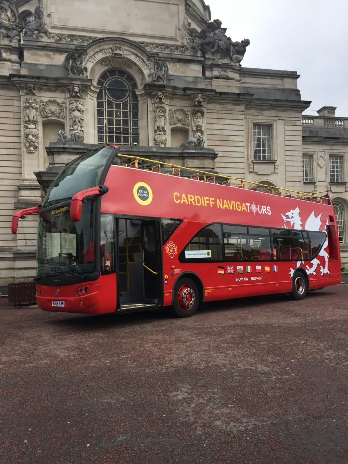 Cardiff Launch 2