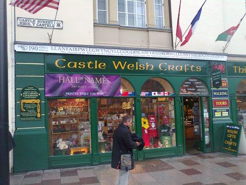 Castle Welsh Gifts